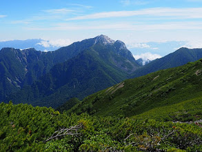 Photo: 甲斐駒ヶ岳と八ヶ岳