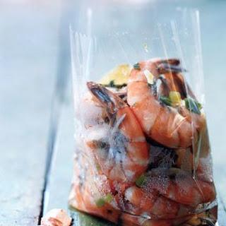 Jamaican Hot Pepper Shrimp recipe   Epicurious.com.