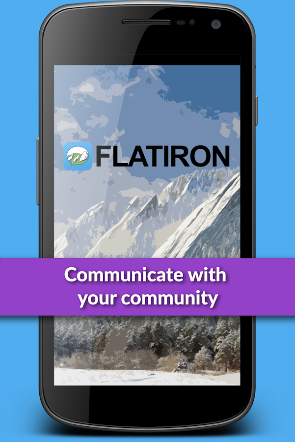 Flatiron- screenshot