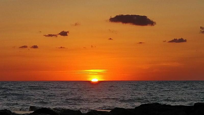 iconico tramonto di Gilda Bellicoso