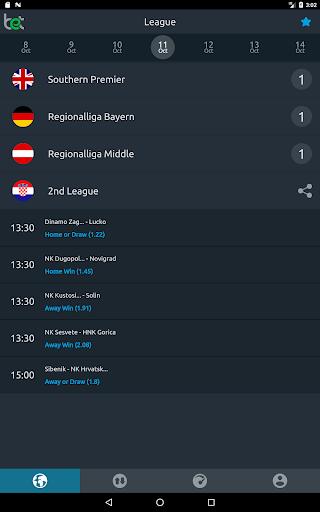 Football Bet Analyser u26bd Predictions, Tips and Odds 3.2.0 Screenshots 9