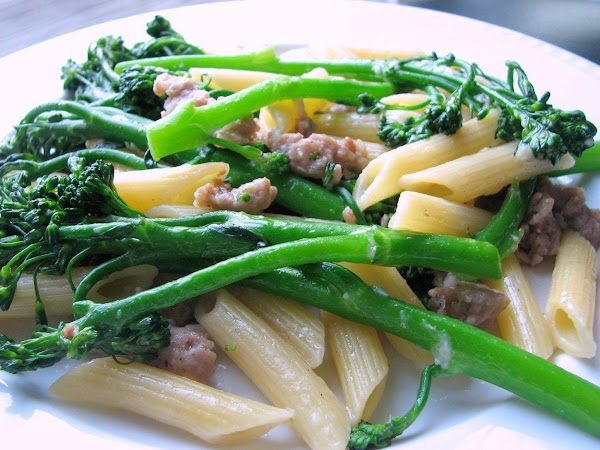 Blanch the broccolini in a large pot of boiling salted water for 5 minutes....