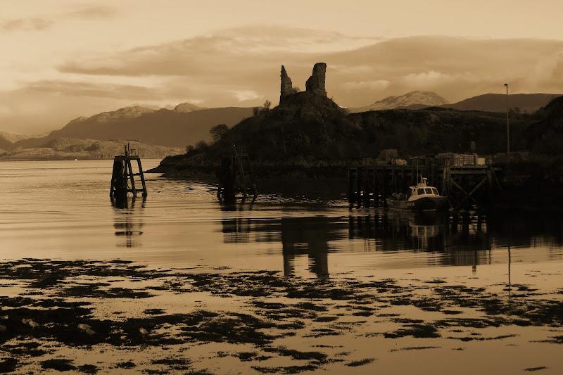 Kyleakin, isle of Skye di paul mal