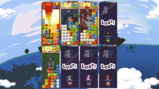 Raining Blobs 1.999 Mod + Data for Android 2