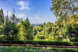 Photo: The gardens in Villa d'Este in Tivoli, Lazio, Italy
