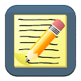 Simple Notepad App- To do List icon
