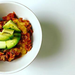 Rotel Skillet Enchiladas