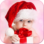Cristmas santa Face Photoeditor icon