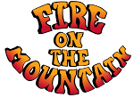 Logo for Fire on the Mountain Buffalo Wings