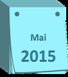 agenda mai 2015