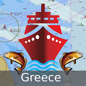 i-Boating:Greece Marine Charts