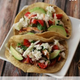 Fresh and Simple Fish Taco