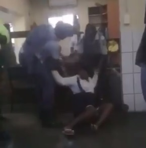 WATCH | Urgent probe into Sedibeng cops who slapped, dragged woman - SowetanLIVE