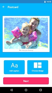 Touchnote- screenshot thumbnail