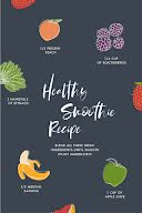 Simple & Healthy Smoothies - Pinterest Pin item