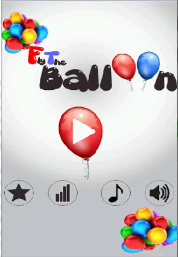 Fly The Balloon