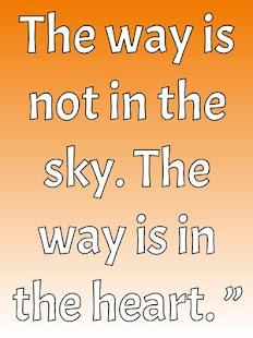 Buddha Uplifting Quotes - náhled
