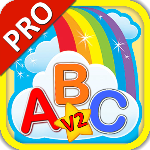 ABC Flashcards for Kids V2 PRO Appar för Android