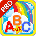 ABC Flashcards for Kids V2 PRO icon