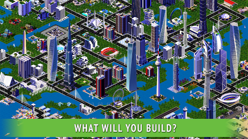 Designer City: building game for PC