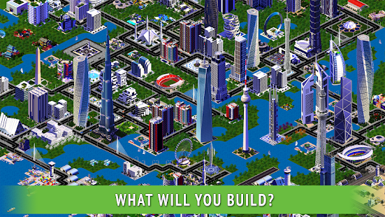 Designer City: building game - náhled
