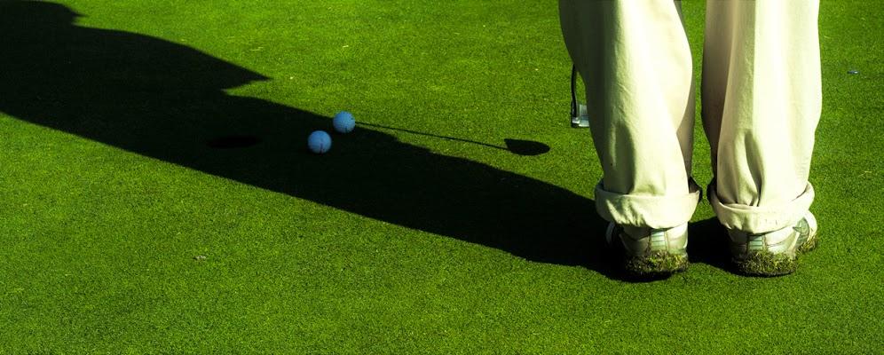 il golfista di  cristina masoni