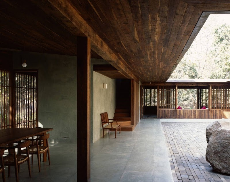 Casa de Cobre II - Studio Mumbai Architects