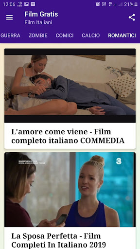 film gratis in streaming italiano screenshot 8