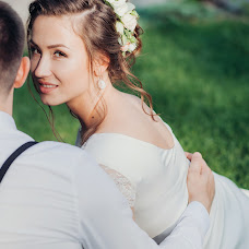 Wedding photographer Anna Nagornaya (nita31). Photo of 07.11.2016