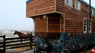 Nautical Tiny House