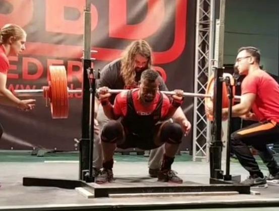 Aldreyson ortega squat gids