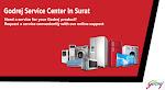 Godrej microwave oven service center in Surat