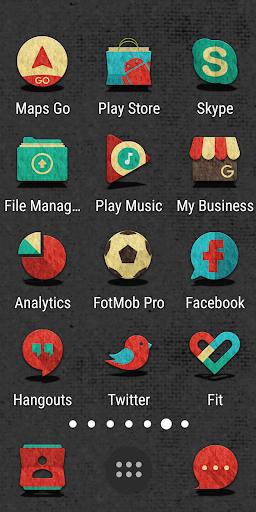 Retron-UI Icon Pack screenshot 7