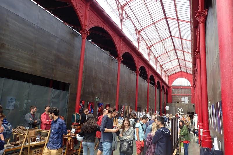 Mercado Ferreira Borges (Porto, Portugal)