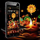 Feliz tema de Diwali icon