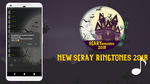 Scary Ringtones & Sounds 2018 &  Ghost mp3 ☠ image 4