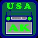 USA Alaska Radio icon