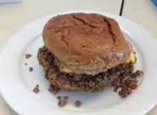 Nanas Loose Meat Sandwich