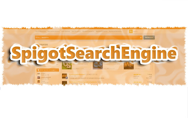 SpigotSearchEngine