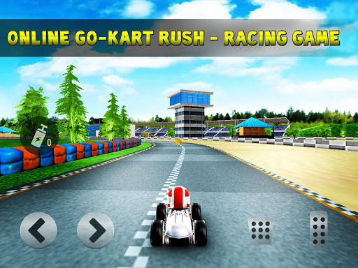Kart Rush Racing - 3D Online Rival World Tour android2mod screenshots 1