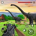 Dinosaurs Hunter Wild Jungle Animals Safari 2 icon