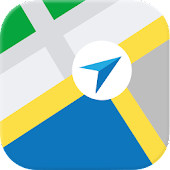 GPS Route Finder Карты