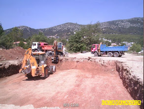 Photo: Excavacion en Canyelles