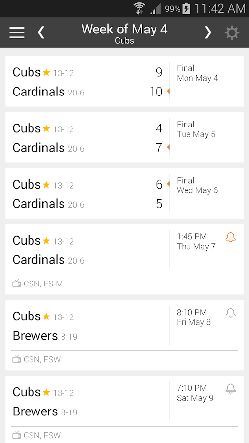 nba odd mlb scores and schedule
