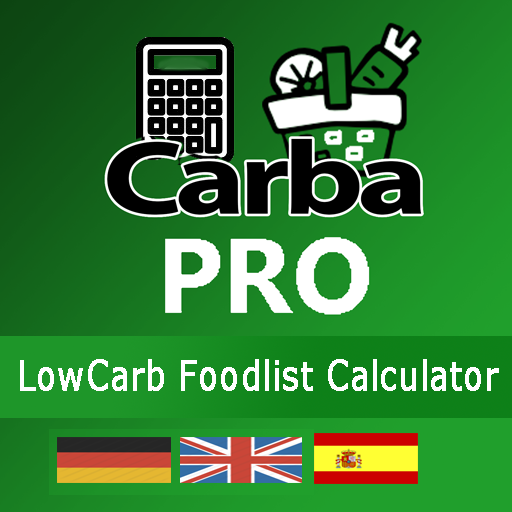 carba pro - lowcarb calculator, foodlist and more