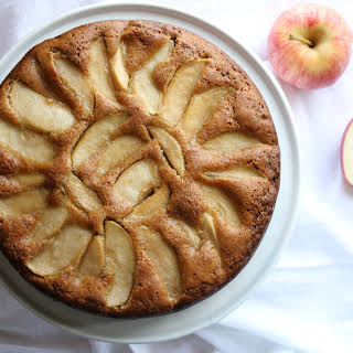 Paleo Apple Cake for Rosh Hashanah.
