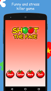 Shoot The Face - náhled