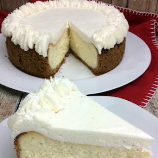 New York Cheesecake.