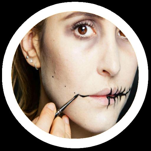 Halloween Makeup 遊戲 App LOGO-硬是要APP
