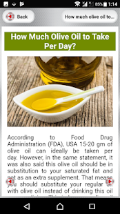 Benefits of Olive Oil for PC-Windows 7,8,10 and Mac apk screenshot 3